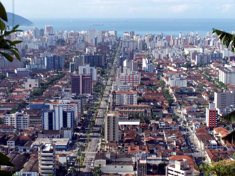 Prédio Locado em Santos/SP