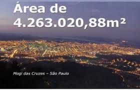 ÁREA DE 4.263.020,88m² MOGI DAS CRUZES – SP.