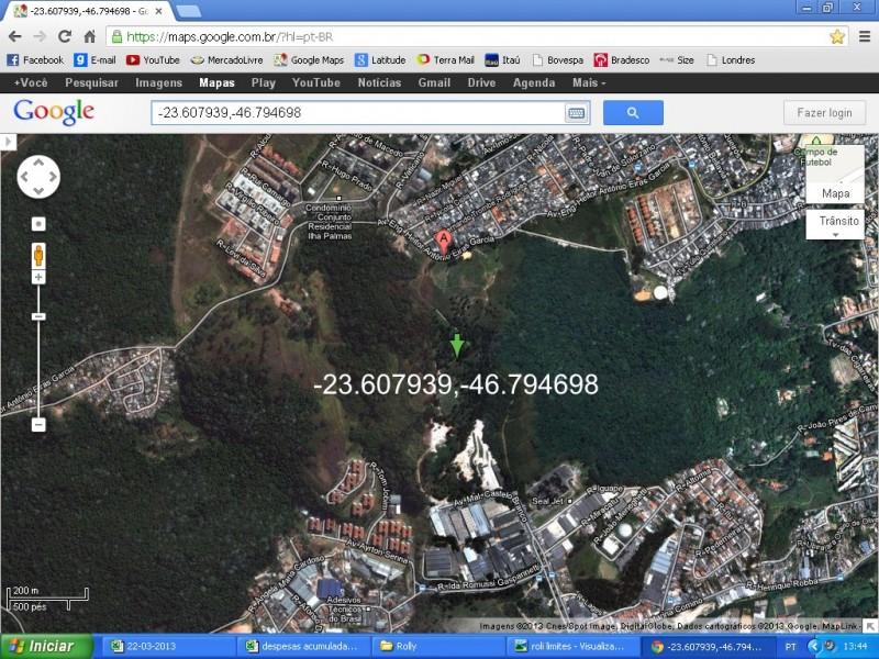 ÁREA 630.000 m² EM TABOÃO DA SERRA/SP